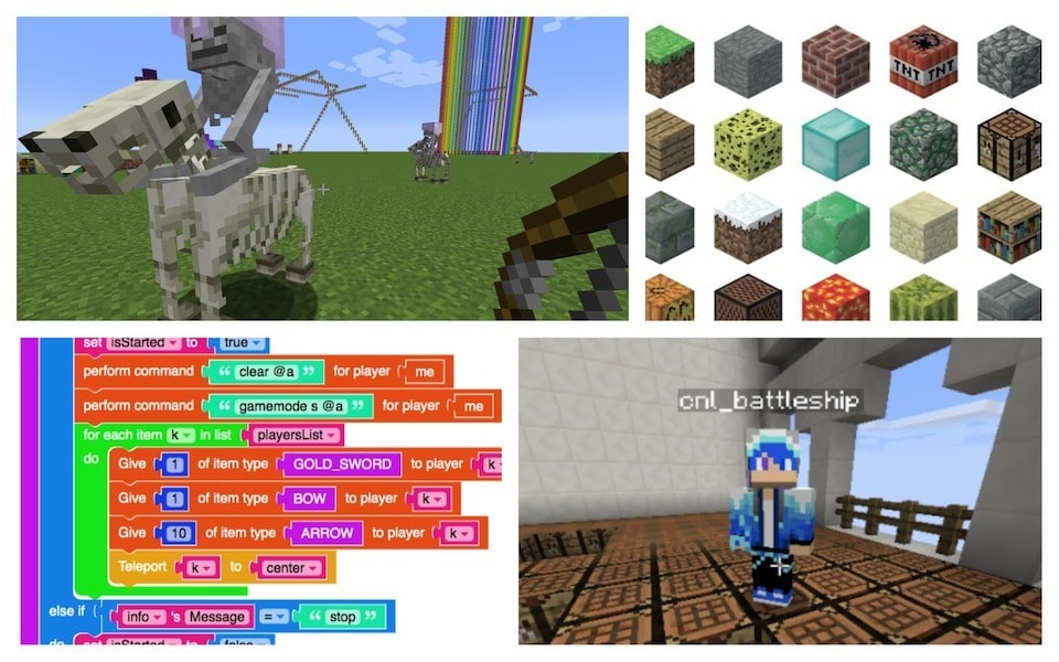 Minecraft Code to Mod - Level 4