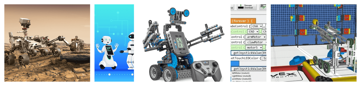 Robot Adventures online class from Create & Learn